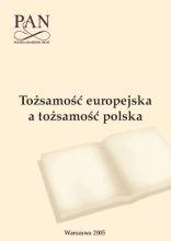 Tożsamość europejska a tożsamość polska